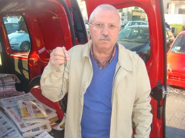 Lipari. Mimmo Belletti, la prima pagina delle Eolie   EOLIE NEWS -  NOTIZIARIO DELLE ISOLE EOLIE ON LINE