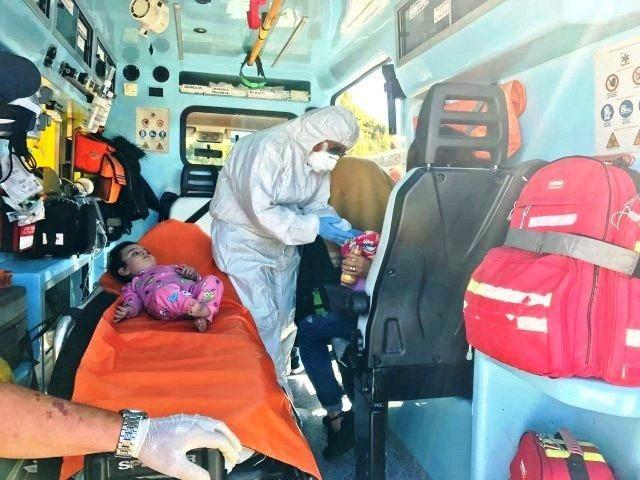 Lipari, 63 i migranti a bordo del 'Caicco'. Sull'isola non sono rimaste altre presenze di profughi. Sono stati sbarcati alle 23,30...