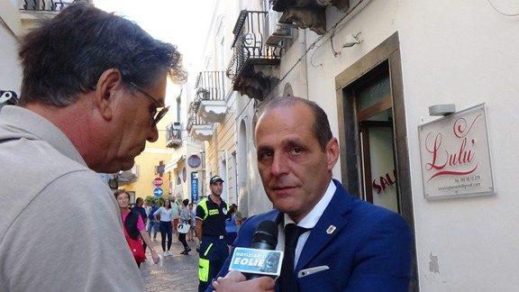LE INTERVISTE DE 'IL NOTIZIARIO'. Lipari, le emergenze estive e il disegno di legge sulle isole minori italiane bloccato in Parlamento. Parla il sindaco Marco Giorgianni