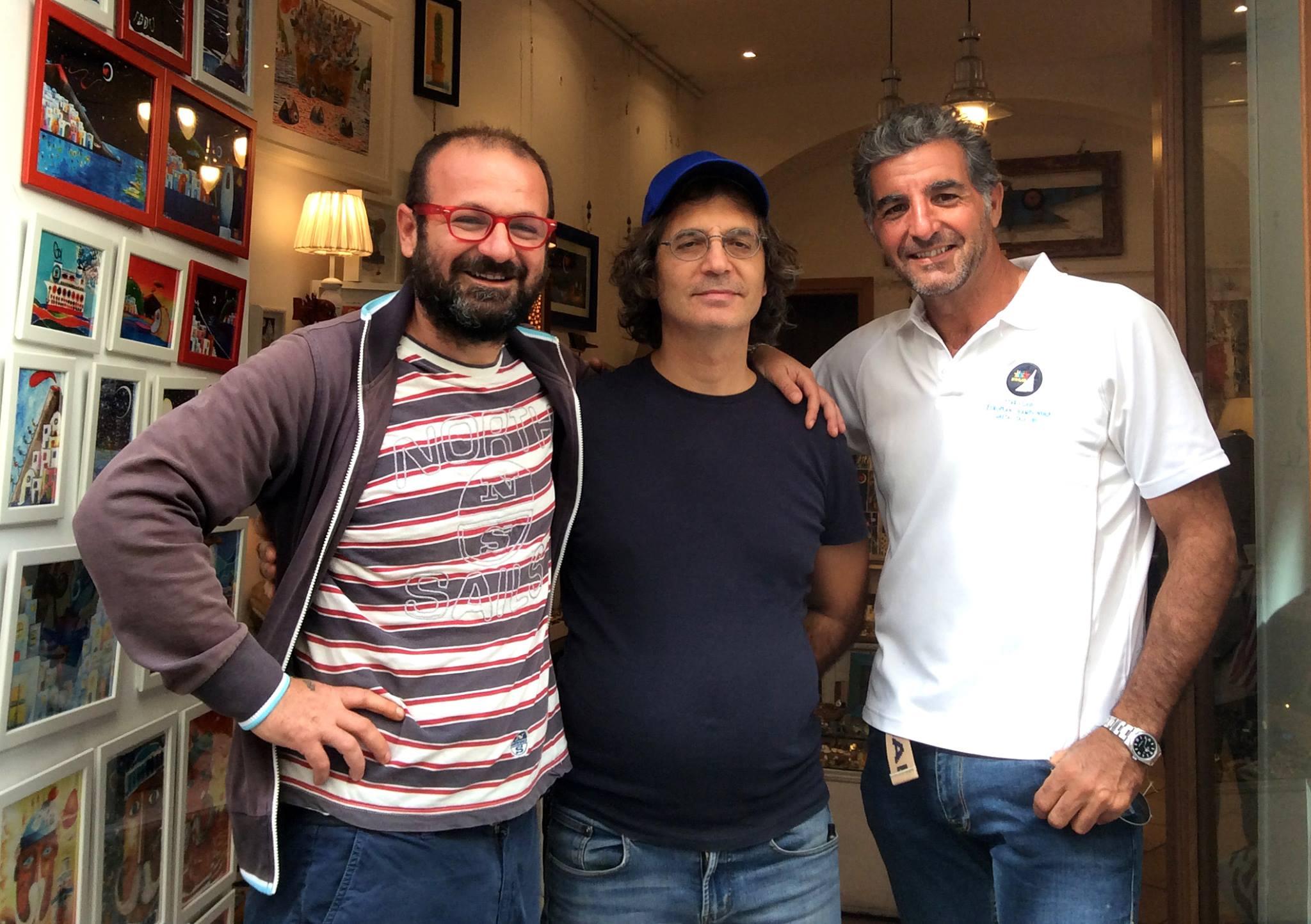 Per il 2018 'Caffè Barbera' punta sull'artista liparoto Gianluca Lo Surdo