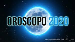 L'oroscopo 2020 le previsioni
